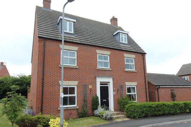 Thumbnail Semi-detached house to rent in Ironwood Avenue, Desborough, Kettering