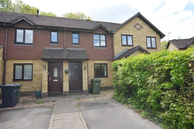 Thumbnail Terraced house for sale in Devoil Close, Guildford, Surrey