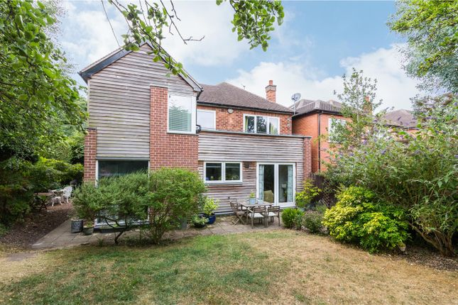 Thumbnail Detached house for sale in Elms Gardens, Ruddington, Nottingham