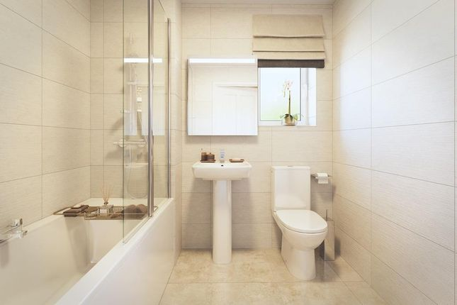 Bellbroughton Bathroom CGI