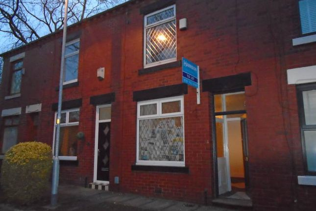 Thumbnail Terraced house to rent in Fern Street, Chadderton