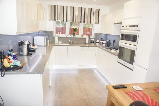 Thumbnail Detached house for sale in Ploughmans Way, Macclesfield