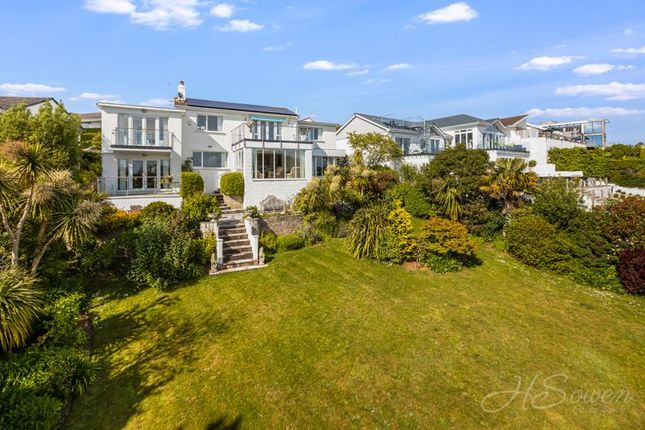 Thumbnail Detached house for sale in Kilmorie Close, Hopes Nose, Torquay