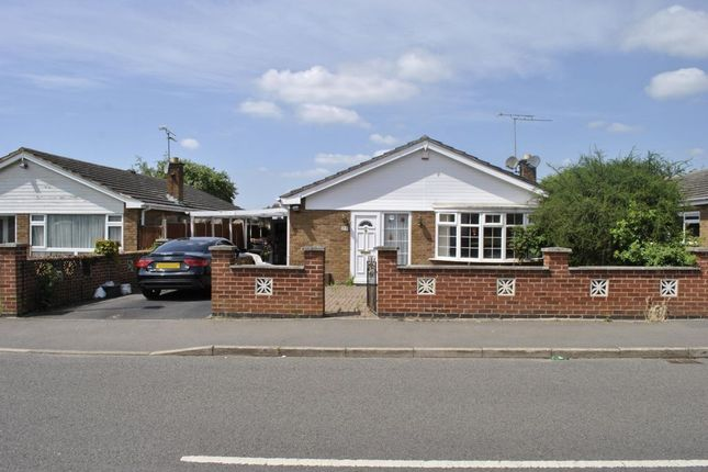 Thumbnail Bungalow to rent in Severn Road, Oadby