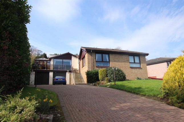 Thumbnail Detached bungalow for sale in Laighlands Road, Bothwell, Glasgow