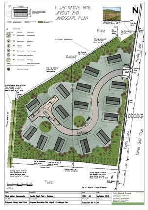 Thumbnail Land for sale in Henlle Lane, Gobowen, Oswestry