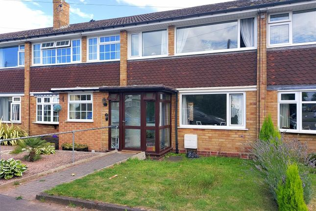 Thumbnail Terraced house to rent in Windermere Way, Stourport-On-Severn