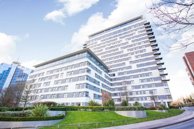Thumbnail Flat for sale in Alencon Link, Basingstoke, Hampshire