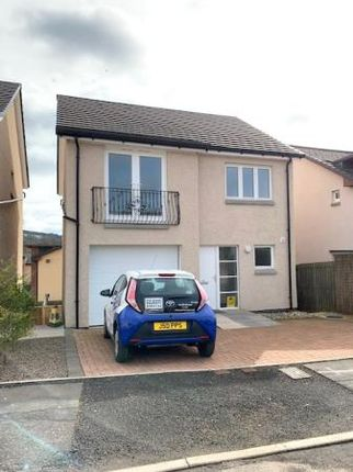 Thumbnail Detached house to rent in 34 Rossie Place, Auchterarder