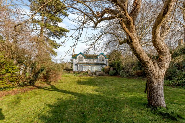 Thumbnail Detached house for sale in Church Lane, Upper Wolvercote, North Oxford