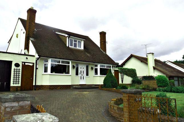 Thumbnail Detached bungalow for sale in Rivacre Road, Ellesmere Port