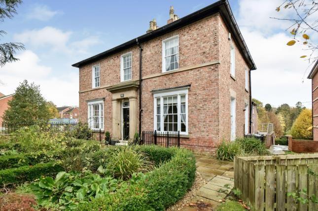 Thumbnail Semi-detached house for sale in Grange Road, Darlington, Co Durham