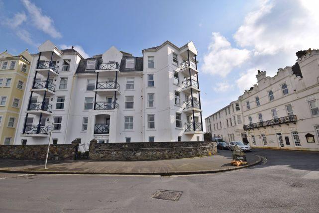 Thumbnail 2 bedroom flat for sale in Station Road, Port Erin IM96Ag