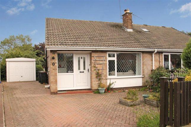Thumbnail Semi-detached bungalow for sale in Fairways Avenue, Harrogate