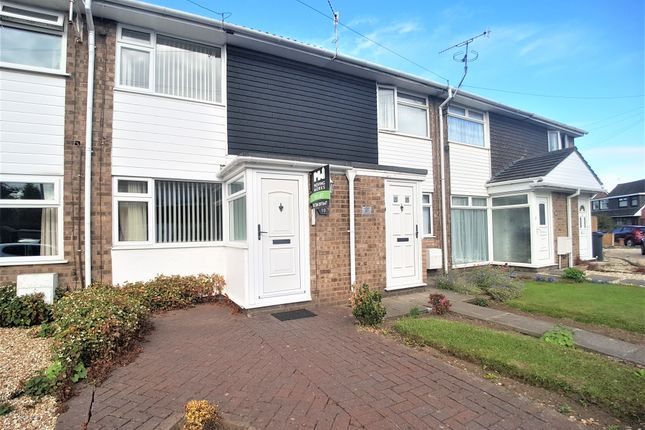 Thumbnail Terraced house to rent in Fairhurst Drive, Porbold