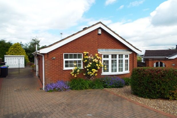 Thumbnail Detached bungalow to rent in Windsor Avenue, Sutton In Ashfield