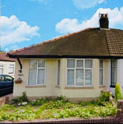 Thumbnail Bungalow to rent in Ely Road, Llandaff, Cardiff
