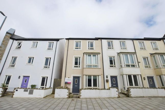 Thumbnail Terraced house to rent in Kerrier Way, Camborne, Cornwall