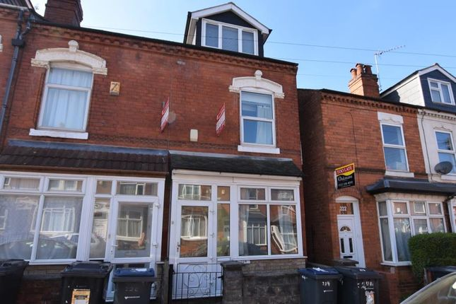 6 bed terraced house to rent in Hubert Road, Selly Oak, Birmingham B29