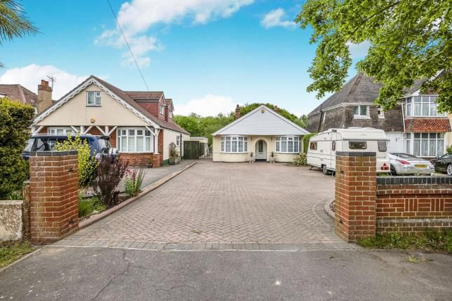Thumbnail Bungalow for sale in Gosport, Hampshire, .
