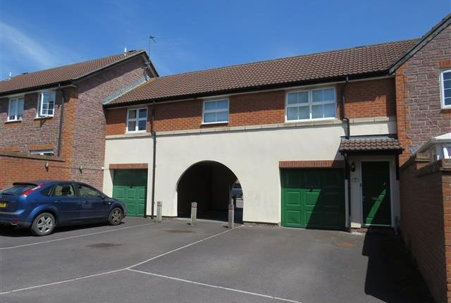 Thumbnail Maisonette to rent in Standfast Place, Taunton