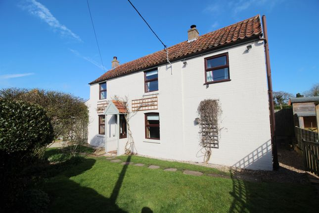 Thumbnail Detached house for sale in Chequers Road, Grimston, King's Lynn