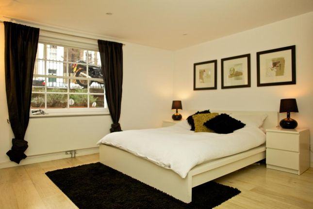 Thumbnail Flat to rent in Belitha Villas, London