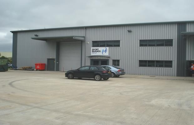 Light industrial to let in Ash Road South, Wrexham Industrial Estate, Wrexham