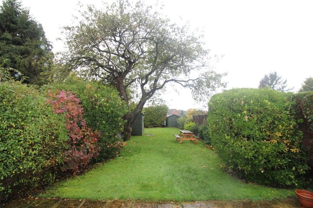 Rear Garden of Wootton Road, South Wootton, King's Lynn PE30