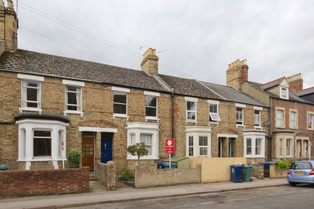 3 bed terraced house to rent in Marlborough Road, Oxford OX1
