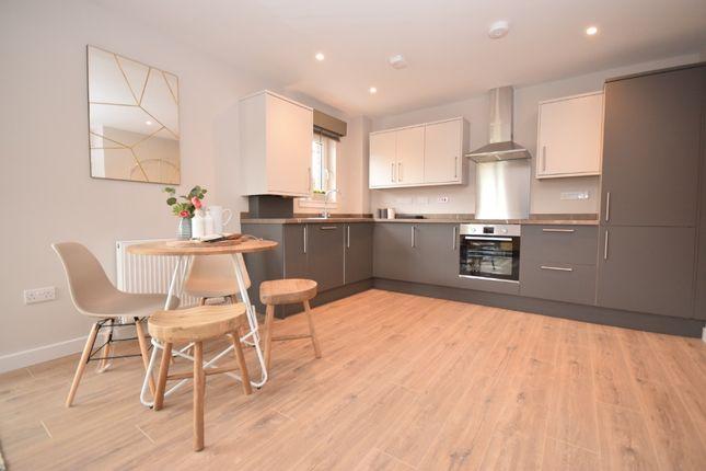 Thumbnail Flat for sale in Riverside Walk, Old Sneddon Street, Paisley, Renfrewshire