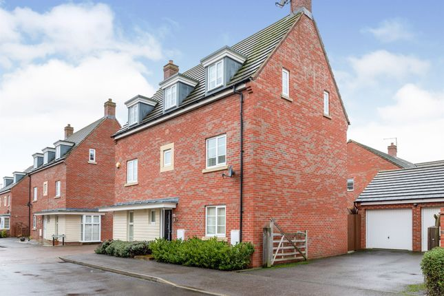 Detached house for sale in Turnpike Road, Hampton Vale, Peterborough
