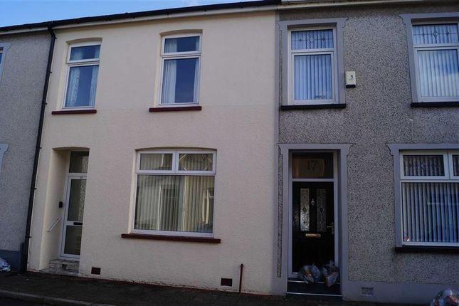 Thumbnail Terraced house for sale in Penybryn Street, Aberdare