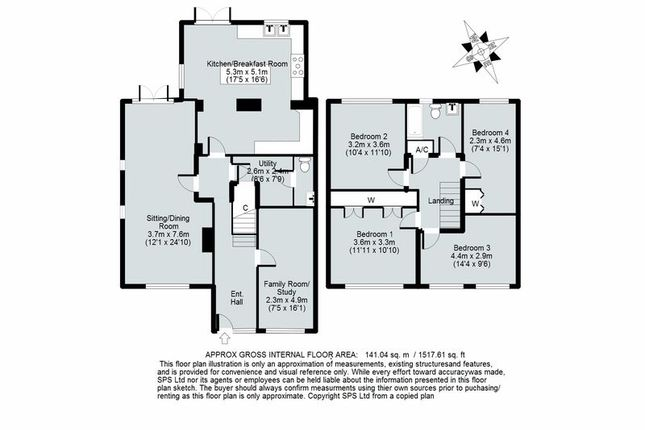 Banbury Road Kidlington Ox5 4 Bedroom Detached House For