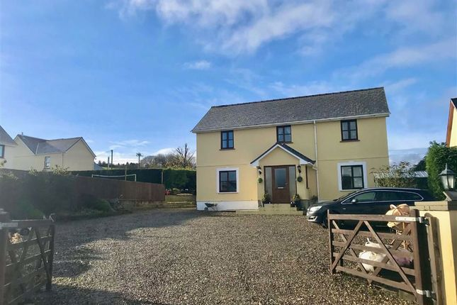 3 bed detached house for sale in Parc Yr Eos, Hermon, Pembrokeshire SA36