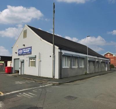Thumbnail Light industrial for sale in 32-34, John Street, Warrington, Cheshire