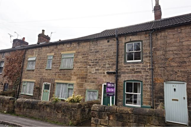 Thumbnail Cottage for sale in Hopping Hill, Milford, Belper