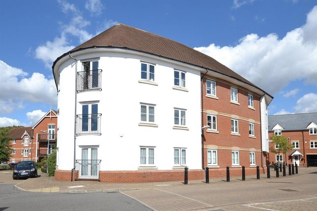 Thumbnail Flat for sale in Harberd Tye, Great Baddow, Chelmsford