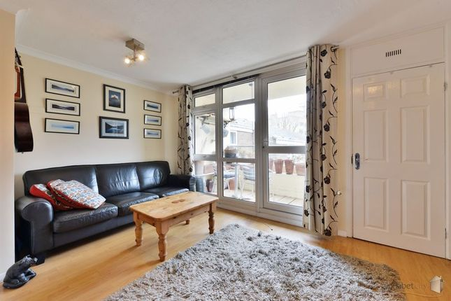 Thumbnail Flat to rent in Gough Walk, Poplar, London