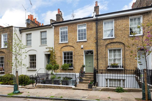 Thumbnail Terraced house to rent in Ripplevale Grove, Barnsbury, London
