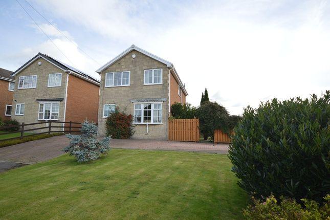 Thumbnail Detached house for sale in Stoneleigh Grove, Ossett
