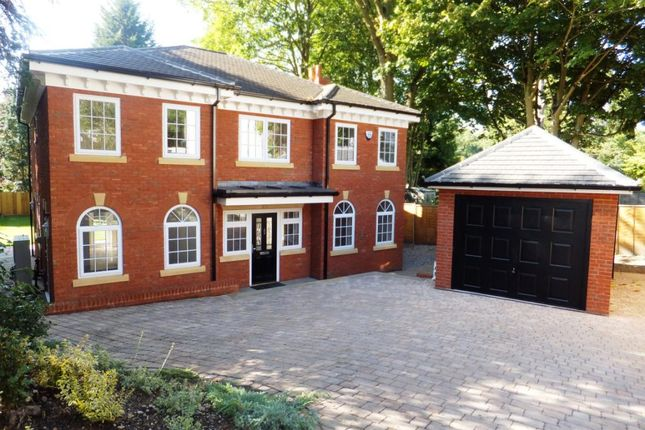Thumbnail Detached house to rent in Georgian Close, Camberley