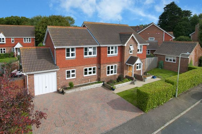 Thumbnail Detached house for sale in Shepherdsgate Drive, Herne Bay