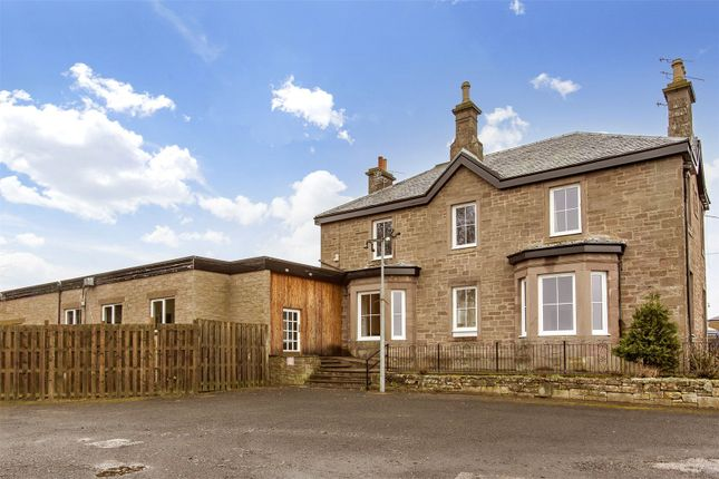 Thumbnail Detached house for sale in Pleasance Road, Coupar Angus, Blairgowrie