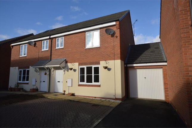 Thumbnail Semi-detached house to rent in Madison Close, Bannerbrook Park, Coventry