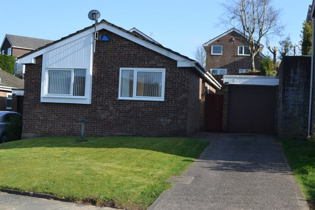 Thumbnail Detached bungalow for sale in Cefn Coch, Radyr, Cardiff