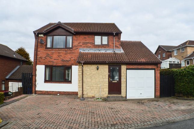 Thumbnail Detached house for sale in Beaumont Way, Prudhoe