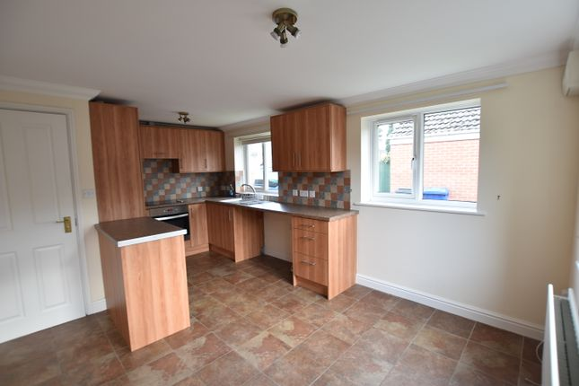 Kitchen of Cunningham Close, Brandon, Suffolk IP27