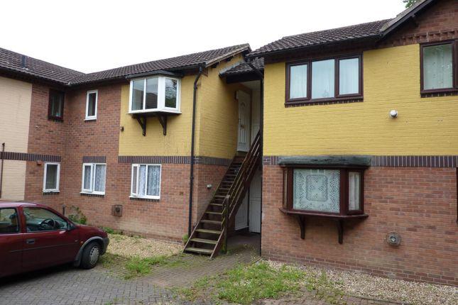 Thumbnail Flat to rent in Briery Lane, Bicton Heath, Shrewsbury