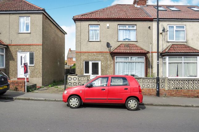 Thumbnail Semi-detached house for sale in Toronto Road, Horfield, Bristol